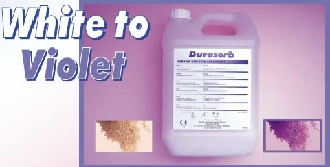 Durasord Colour Indicating Sodalime - white to violet